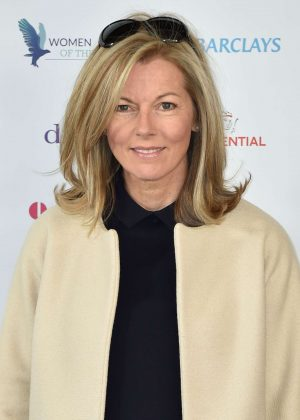 Mary Nightingale - Red Women of the Year Awards 2016 in London