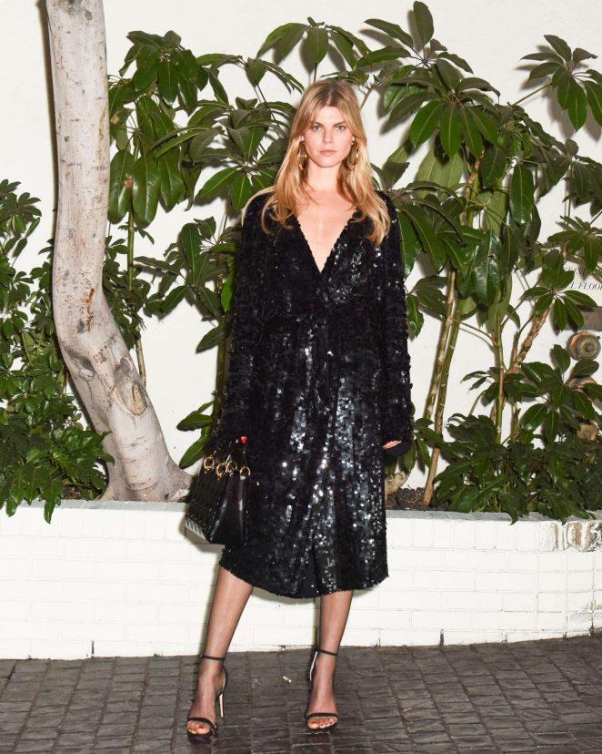 Maryna Linchuk - W Magazine Celebrates Its 'Best Performances' Portfolio in LA