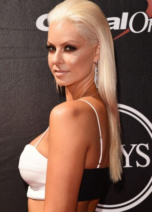 Maryse Ouellet - 2015 ESPYS in Los Angeles