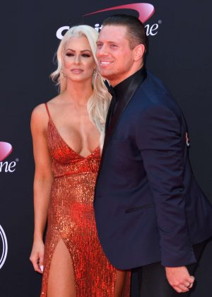 Maryse Ouellet Mizanin - 2017 ESPY Awards in Los Angeles