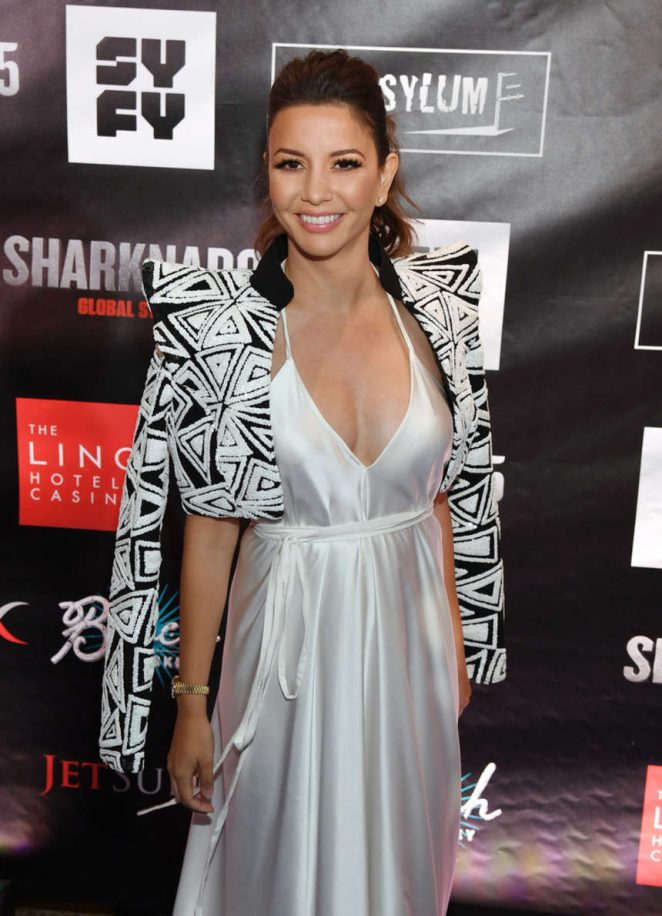 Masiela Lusha - 'Sharknado 5: Global Swarming' Premiere in Las Vegas