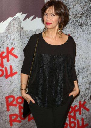 Mathilda May - 'Rock'n Roll' Premiere in Paris