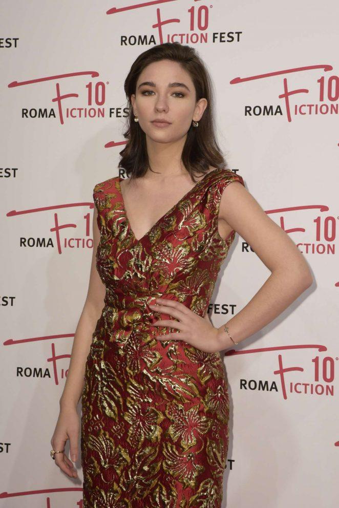 Matilda De Angelis - 'Madoff' Premiere in Rome
