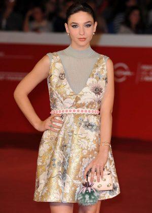 Matilda De Angelis - 'Powidoki - Afterimage' Premiere at 2016 Rome Film Festival