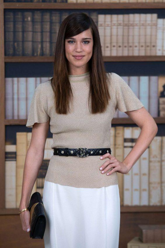 Matilda Lutz - 2019 Paris Fashion Week - Chanel Haute Couture FW 19-20