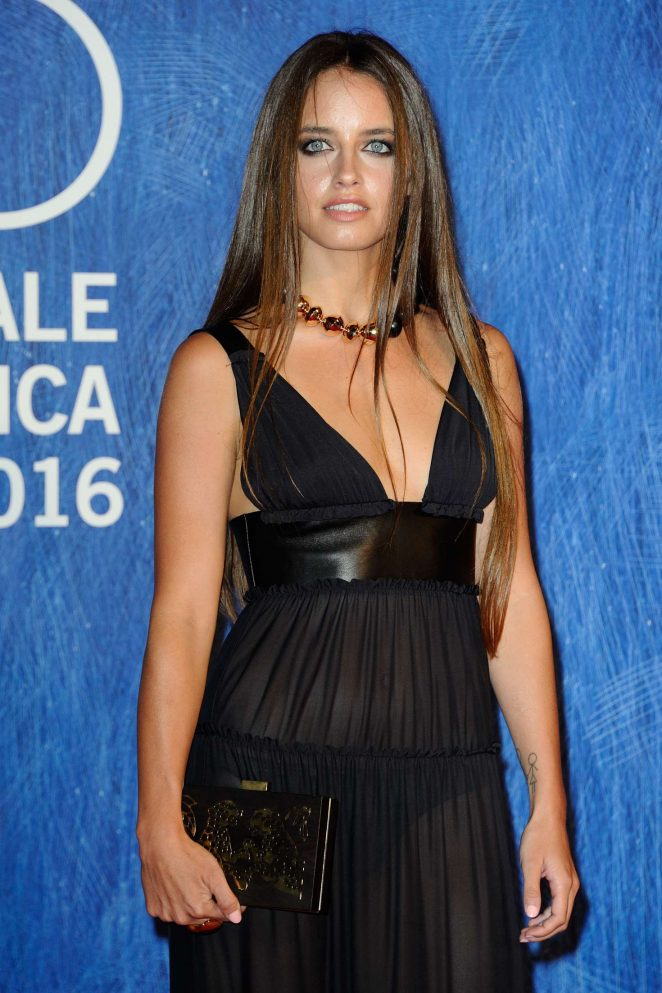 Matilde Gioli - 'Franca Chaos and Creation' Premiere at 73rd Venice Film Festival in Italy