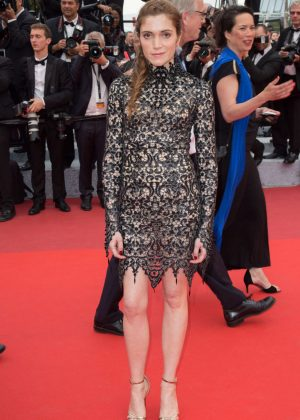 Maud Wyler - 'Slack Bay' Premiere at 2016 Cannes Film Festival