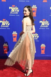 Maude Apatow - 2019 MTV Movie and TV Awards Red Carpet in Santa Monica
