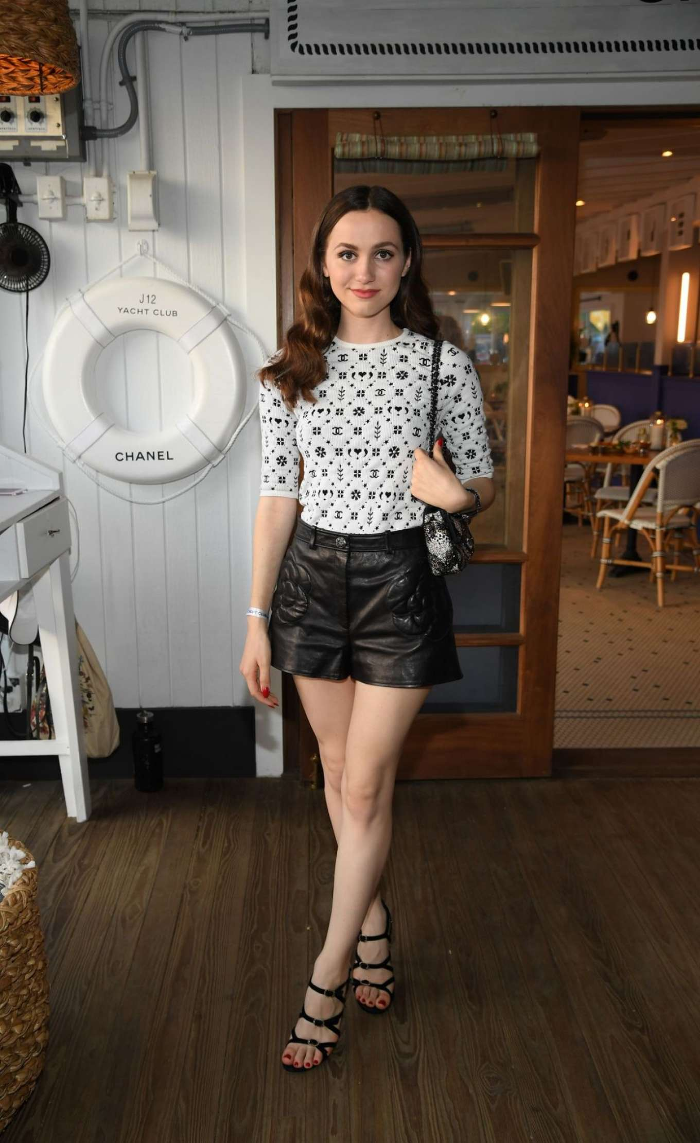 Maude Apatow - Chanel Dinner at Sunset Beach