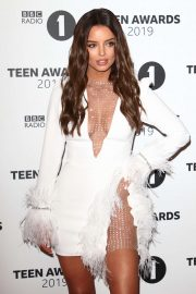 Maura Higgins - Radio One Teen Awards 2019 in London