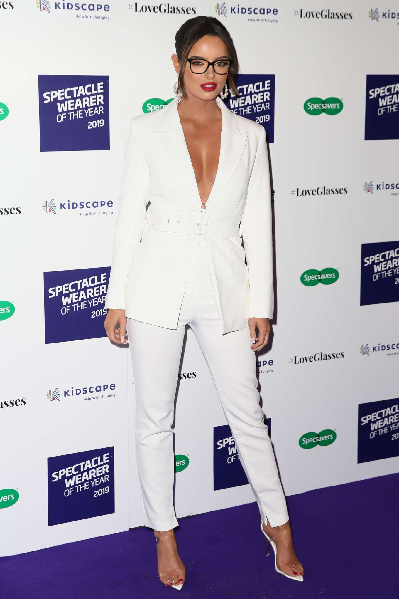 Maura Higgins 2019 : Maura Higgins – Specsavers Spectacle Wearer of the Year Awards 2019-04