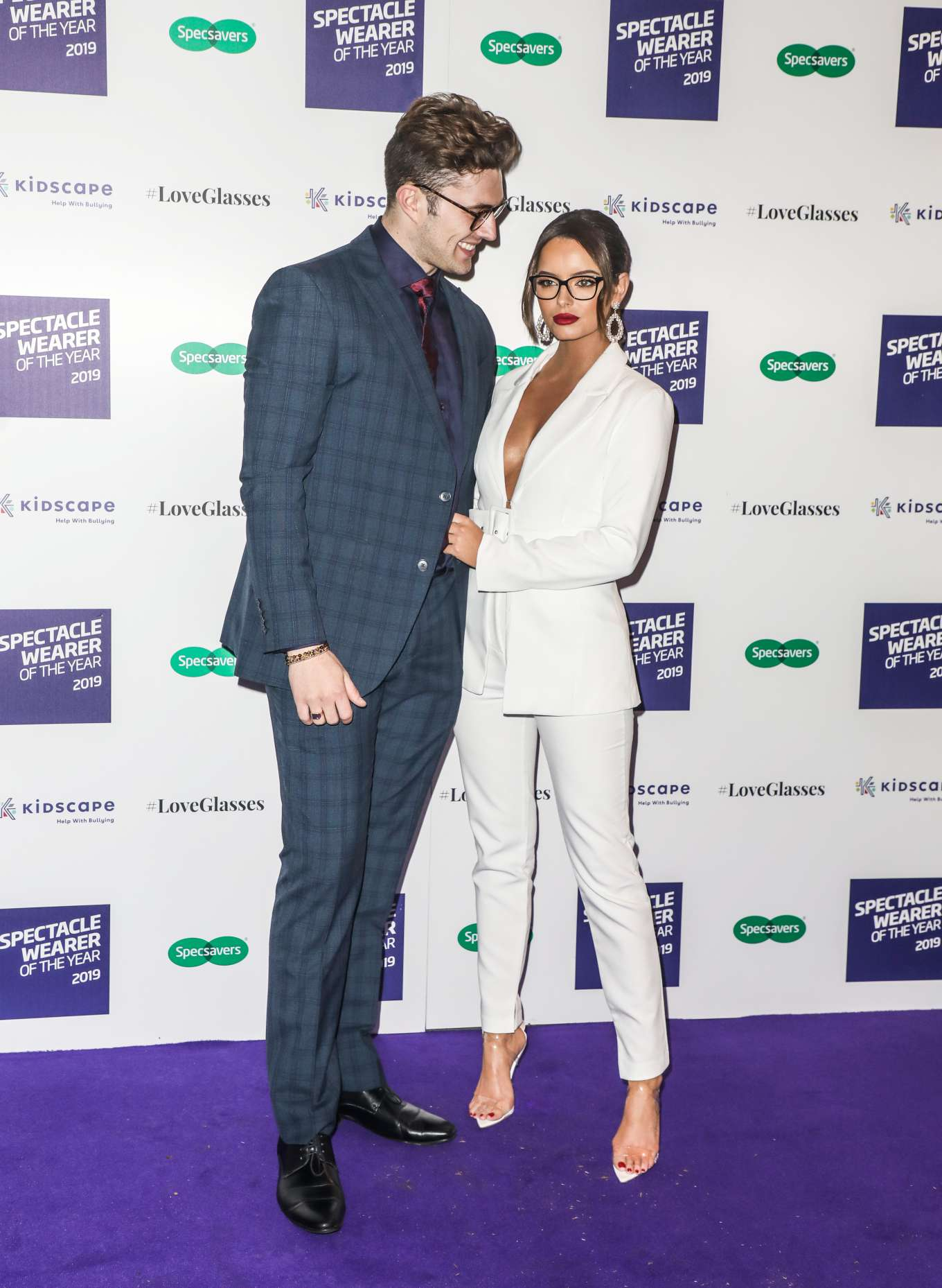 Maura Higgins 2019 : Maura Higgins – Specsavers Spectacle Wearer of the Year Awards 2019-05