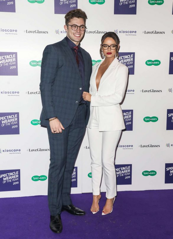 Maura Higgins 2019 : Maura Higgins – Specsavers Spectacle Wearer of the Year Awards 2019-06