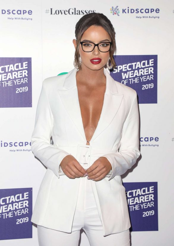 Maura Higgins 2019 : Maura Higgins – Specsavers Spectacle Wearer of the Year Awards 2019-08