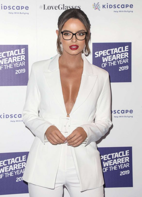 Maura Higgins 2019 : Maura Higgins – Specsavers Spectacle Wearer of the Year Awards 2019-09