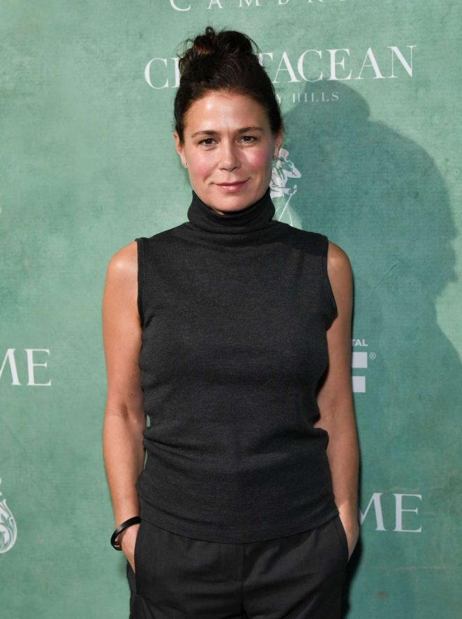 Maura Tierney – 2018 Women in Film Pre-Oscar Cocktail Party in Beverly Hills