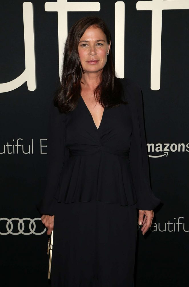 Maura Tierney – 'Beautiful Boy' Premiere in Los Angeles