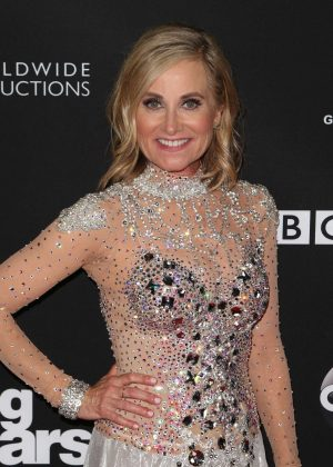 Maureen McCormick - 'Dancing With the Stars' Season 23 Finale in Hollywood