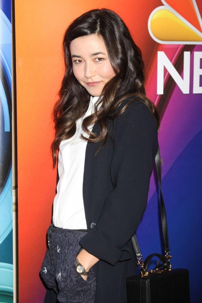Maya Erskine - NBCUniversal 2016 Winter TCA Tour in Pasadena