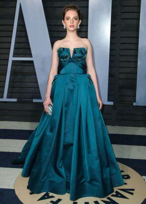 Maya Hawke - 2018 Vanity Fair Oscar Party in Hollywood