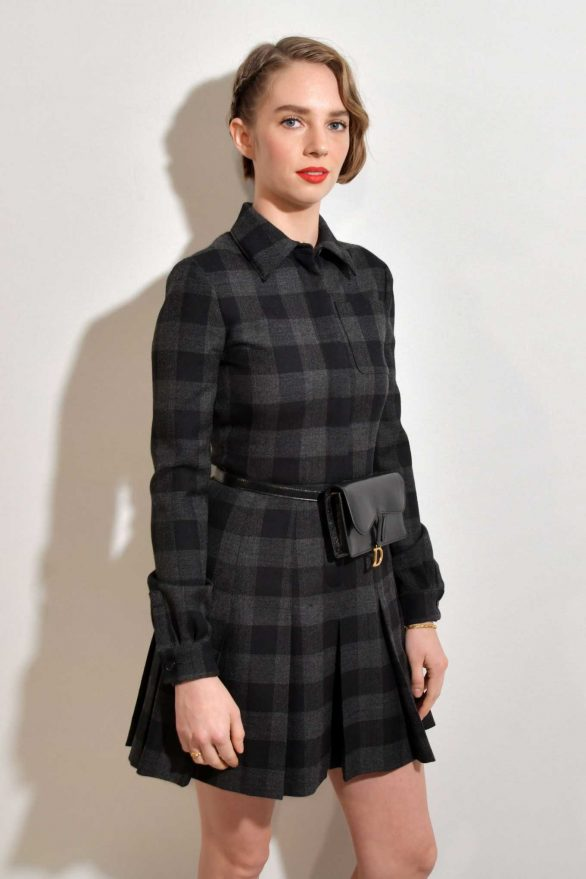 Maya Hawke - Dior Show at Paris Fashion Week 2020