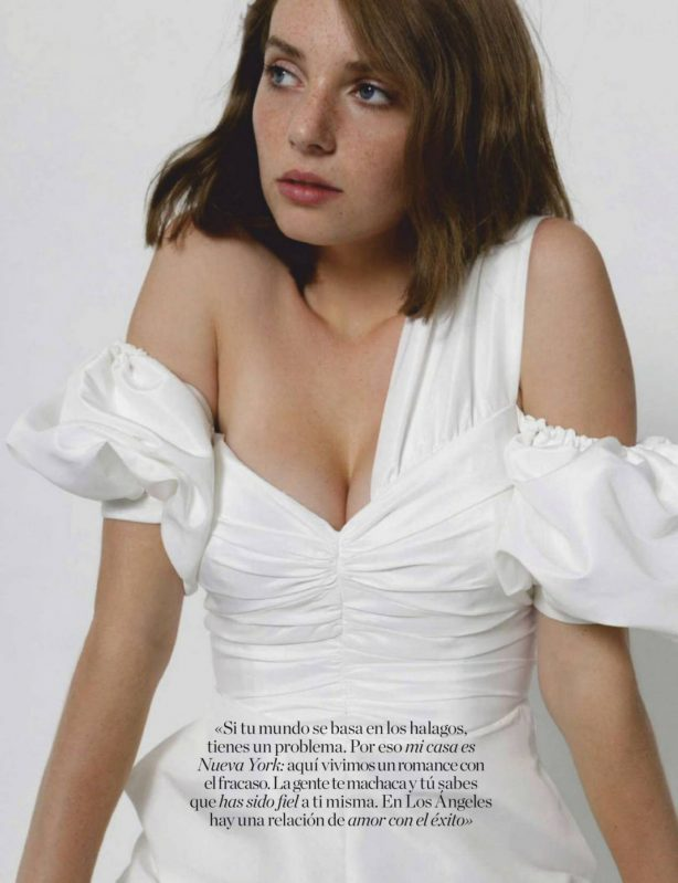 Maya Hawke - Elle Magazine Spain (October 2020)