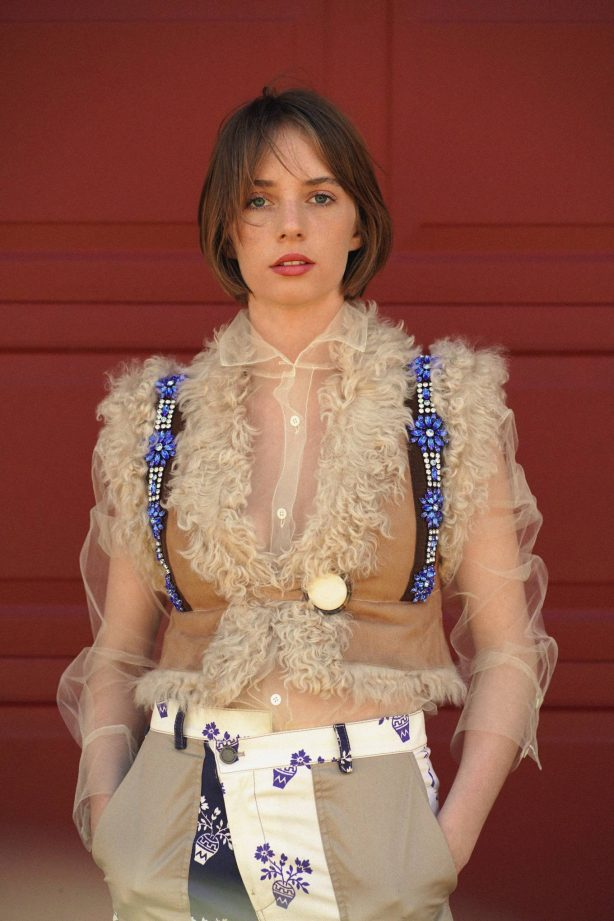 Maya Hawke for Wonderland Magazine (Summer 2020)