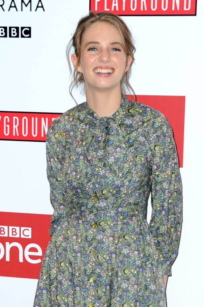 Maya Hawke - 'Little Women' TV Show Screening in London
