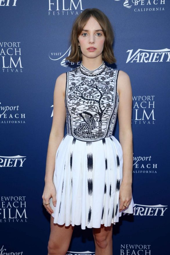 Maya Hawke - Newport Beach Film Festival Fall Honors & Variety's 10 Actors To Watch
