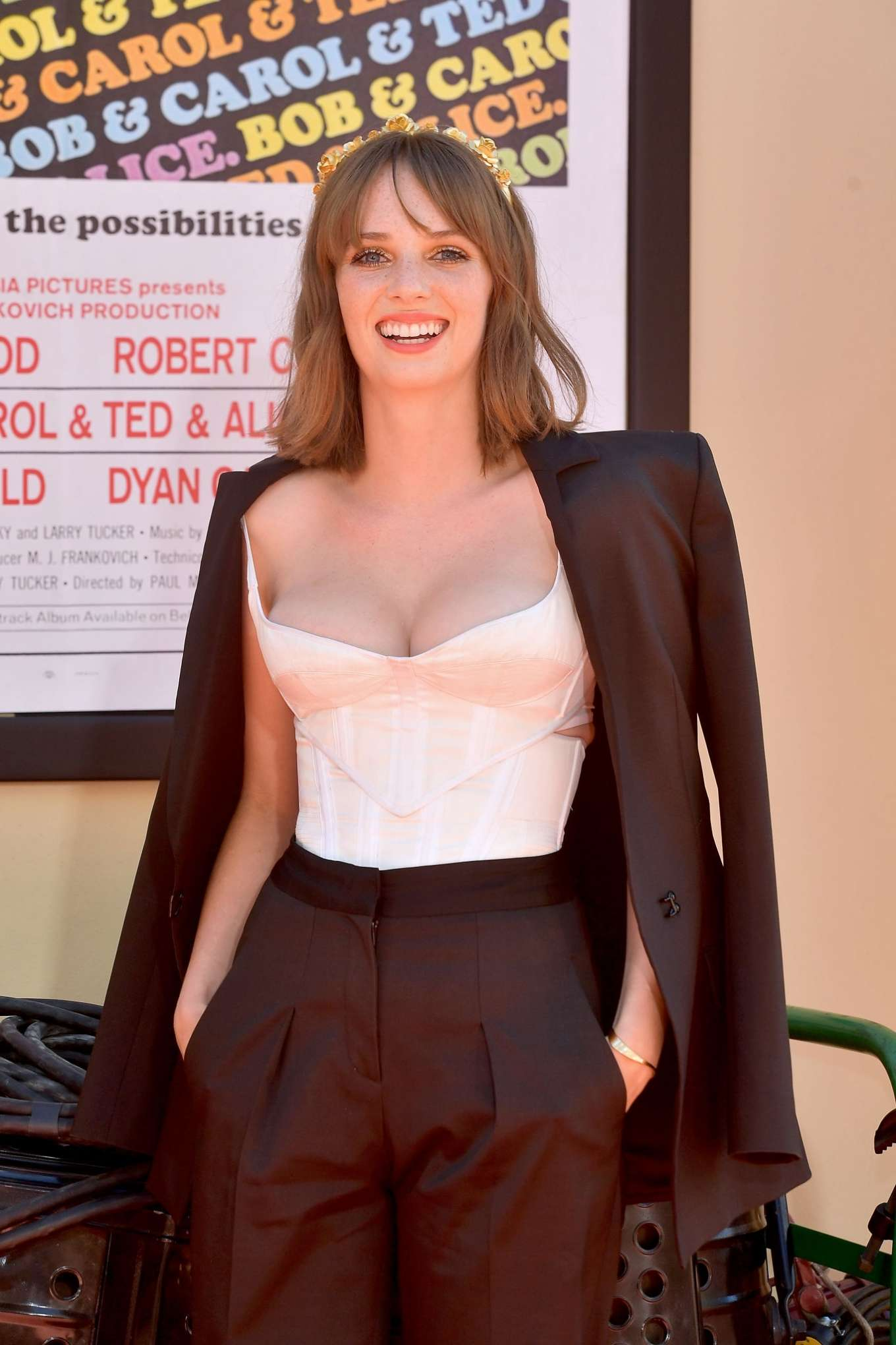 Maya Hawke - 'Once Upon A Time in Hollywood' Premiere in Los Angeles