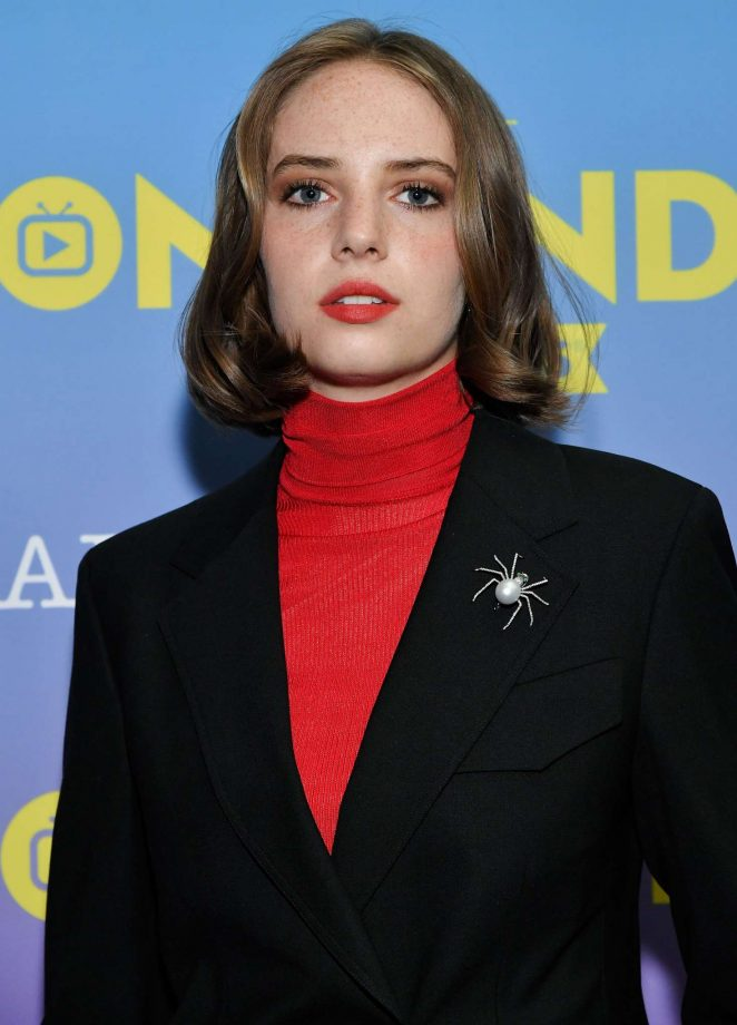 Maya Hawke - The Contenders Emmys Presented by Deadline Hollywood in LA