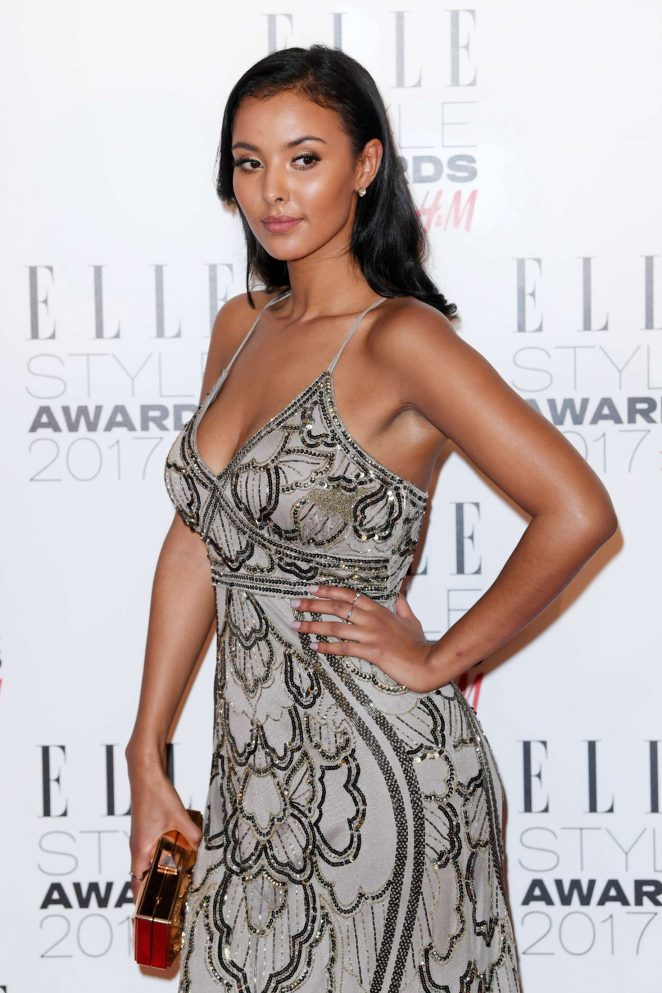 Maya Jama - 2017 Elle Style Awards in London