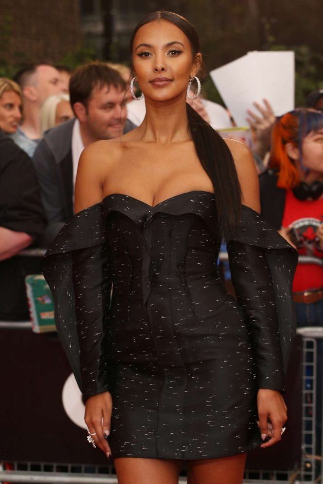 Maya Jama - 2018 GQ Men of the Year Awards in London