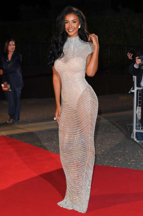 Maya Jama - GQ Men Of The Year Awards 2019 in London