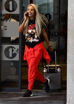 Maya Jama - Leaving BBC in London