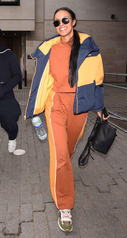 Maya Jama 2019 : Maya Jama: Leaving BBC Radio 1 in London -07