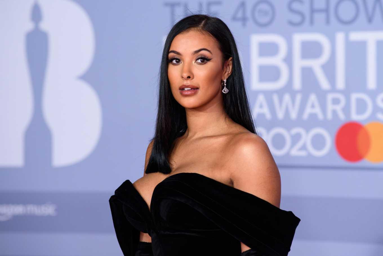 Maya Jama 2020 : Maya Jama – The BRIT Awards 2020 in London-04