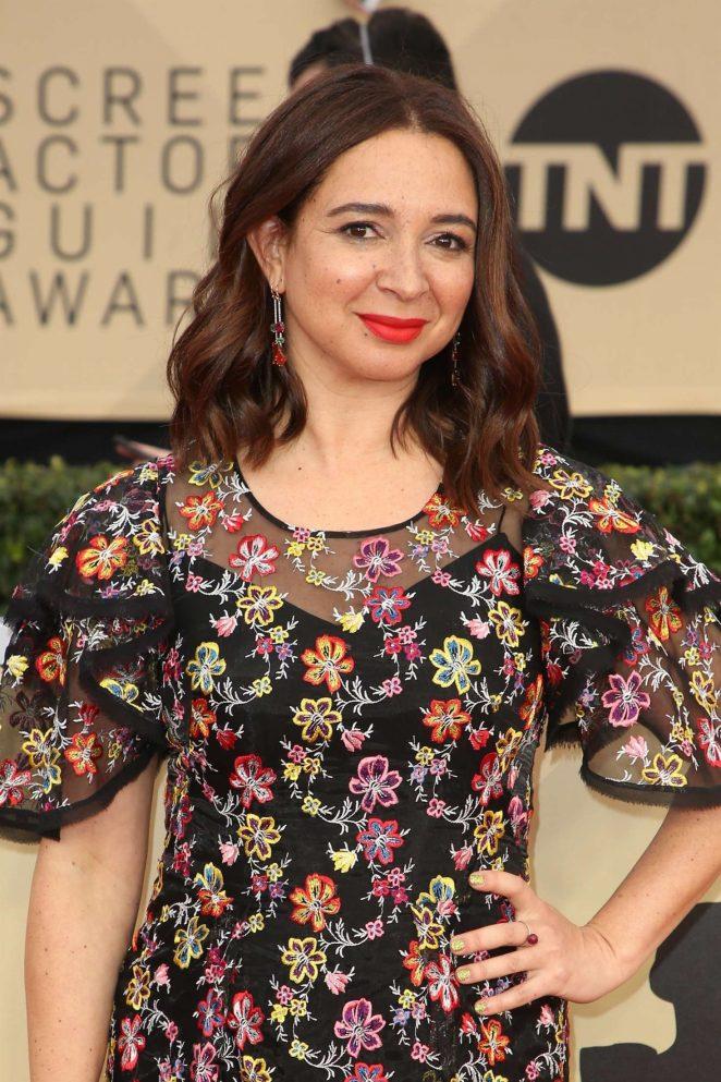 Maya Rudolph - 2018 Screen Actors Guild Awards in Los Angeles