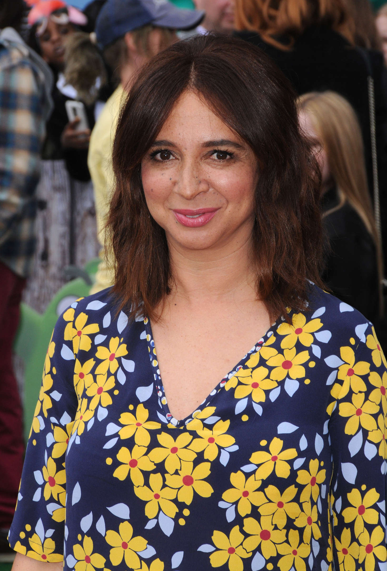 Maya Rudolph - 'Angry Birds' Premiere in Westwood