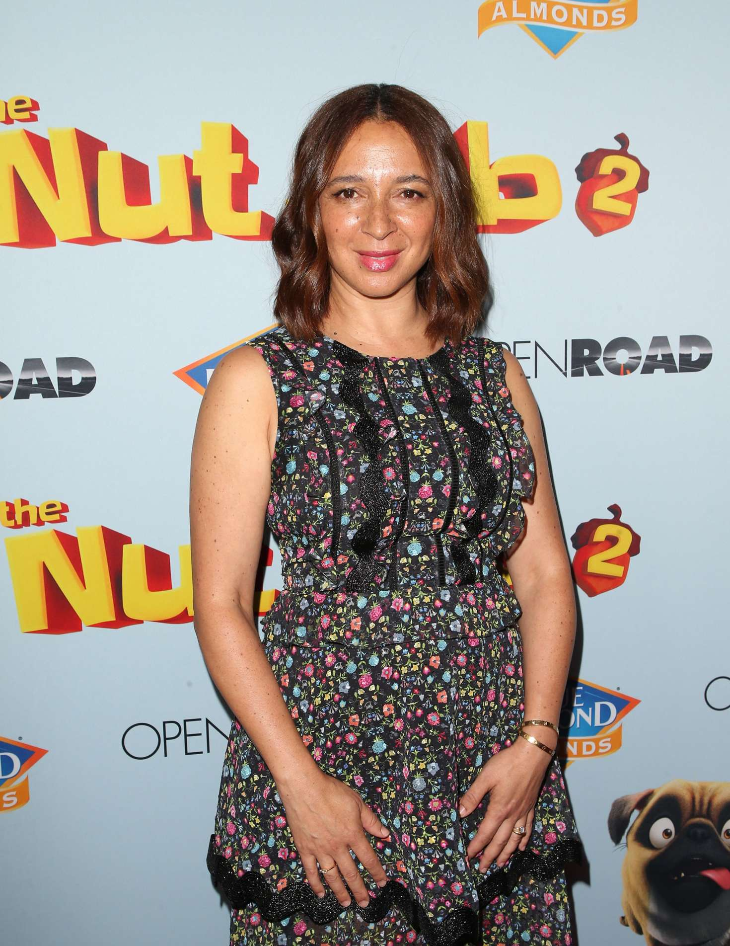 Maya Rudolph - 'The Nut Job 2: Nutty by Nature' Premiere in LA