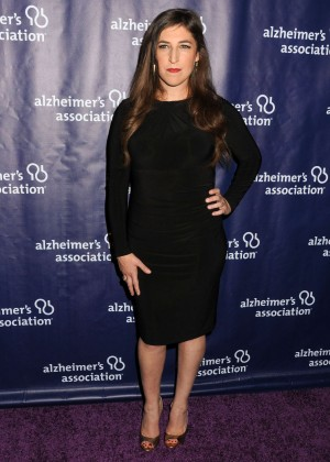 Mayim Bialik - 24th Annual 'A Night At Sardi's' Benefit Gala in Beverly Hills