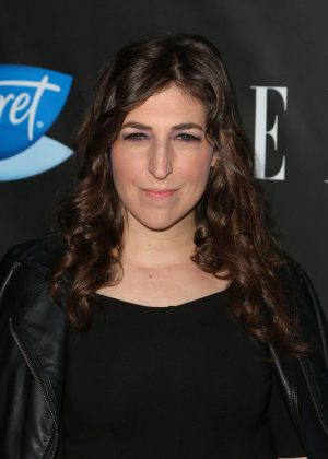 Mayim Bialik - ELLE Hosts Women In Comedy Event in West Hollywood