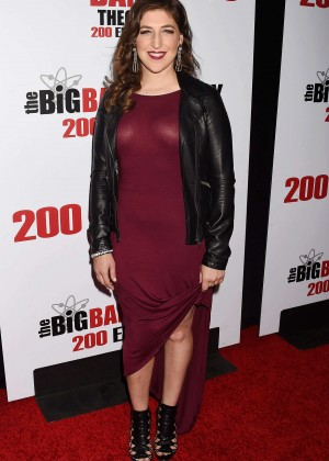 Mayim Bialik - 'The Big Bang Theory' 200th Episode Celebration in LA