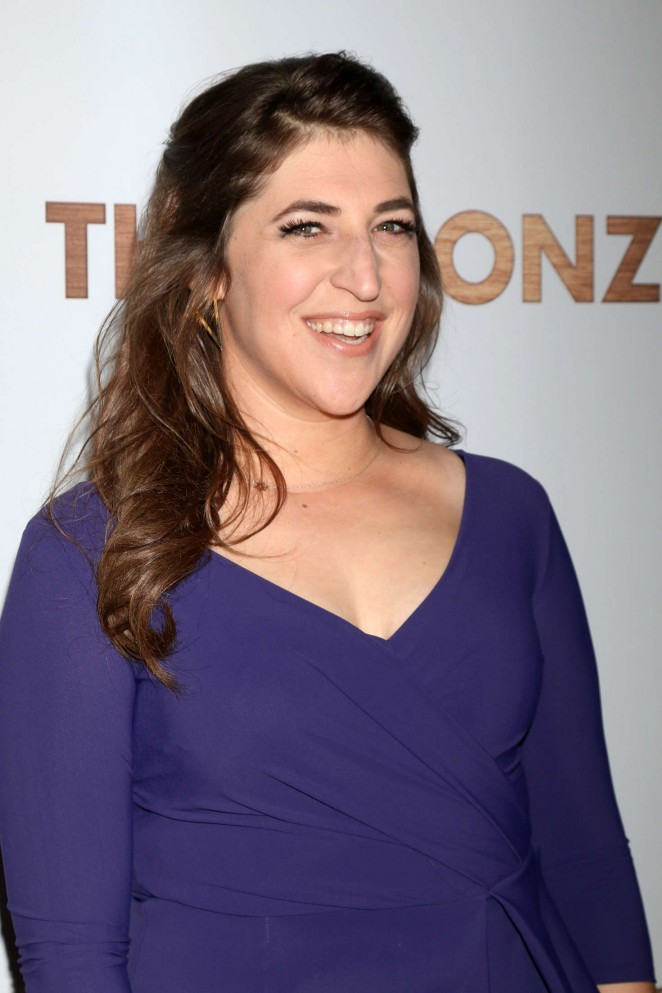 Mayim Bialik - 'The Bronze' Premiere in Los Angeles