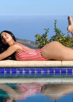 Mayra Veronica in Swimsuit -07