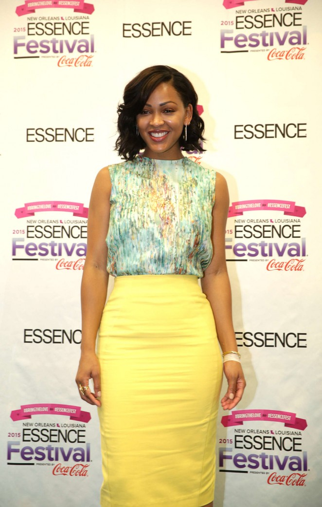 Meagan Good - 2015 Essence Festival in New Orleans