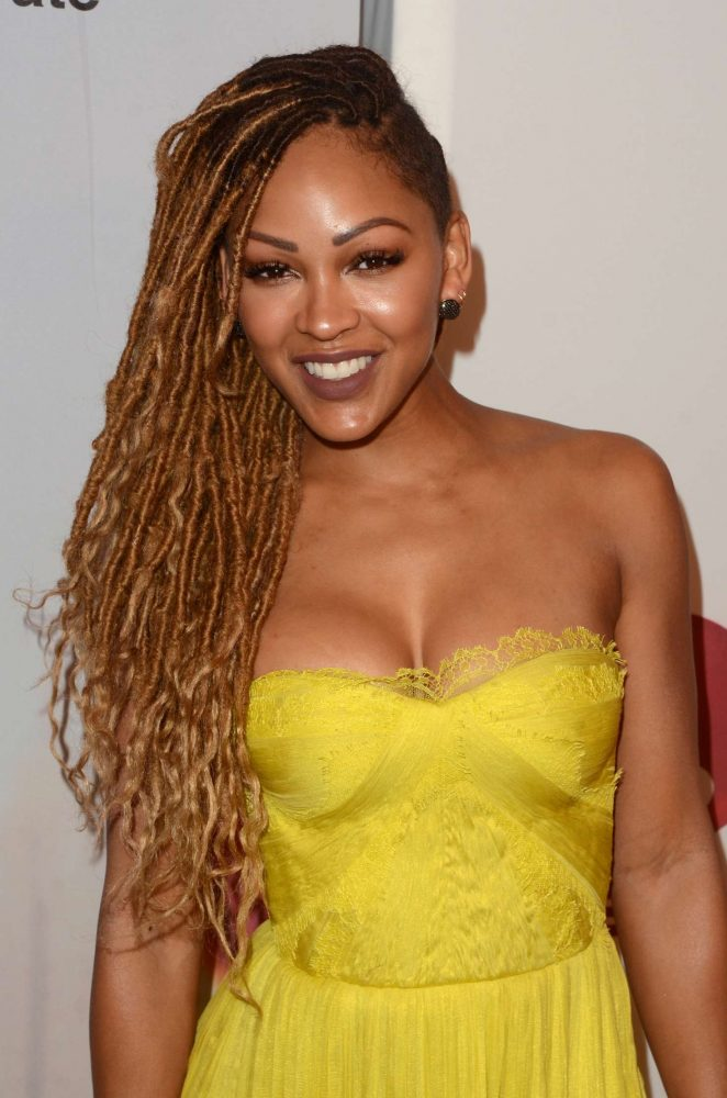 Meagan Good - 'Love By The 10th Date' Screening in West Hollywood