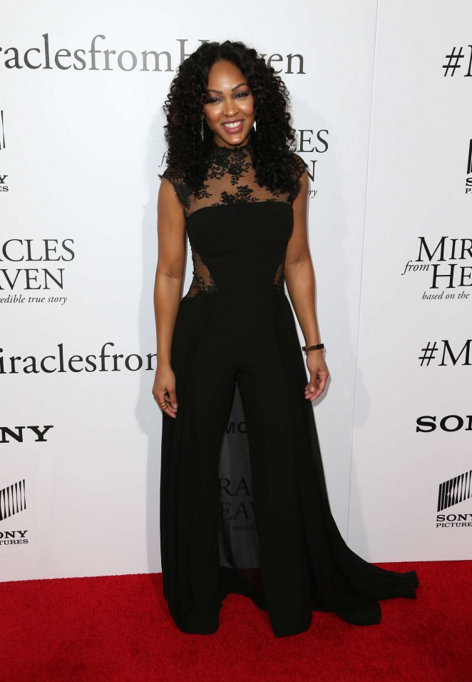 Meagan Good – 'Miracles from Heaven' Premiere in LA