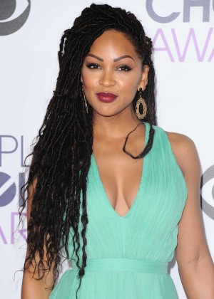 Meagan Good - People's Choice Awards 2016 in Los Angeles