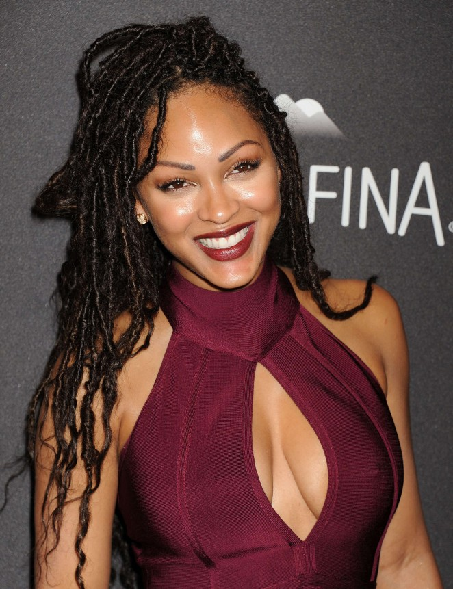 Meagan Good - Weinstein Company and Netflix 2016 Golden Globes After Party in LA